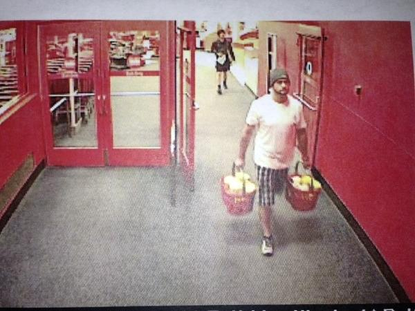 South Windsor police are looking for assistance identifying this man who took over $500.00 in baby formula from a Target store on Thursday.