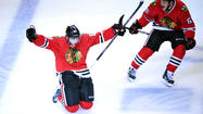 Stanley Cup Playoffs: Los Angeles Kings at Chicago Blackhawks
