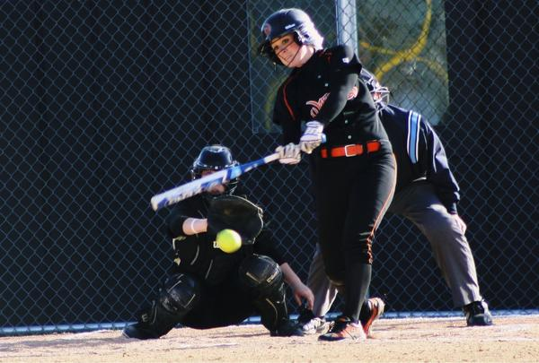 In her four years on varsity softball, Sarah Clark has been a valuable player for Lincoln-Way West.