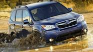2014 Subaru Forester: More rugged than refined