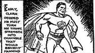 Superman gets a  daily newspaper comic strip