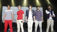 Thursday: One Direction at the BB&T Center