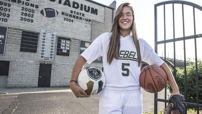 Prep Sports: Boyle's Gill named the Advocate's Female Athlete of the Year