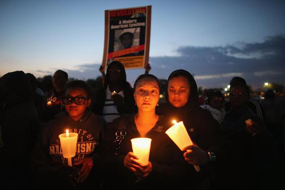 One Year Anniversary Of Trayvon Martin's Death