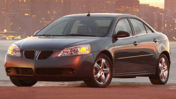 probe of 550k pontiac g6 sedans step closer to recall. Black Bedroom Furniture Sets. Home Design Ideas