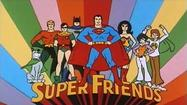 Superman in 'Super Friends '