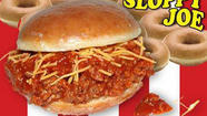Krispy Kreme Sloppy Joes are on the menu at the San Diego County Fair, serving up an extra-extreme layer of gluttony.