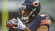 The Chicago Bears have decided to release fullback/tight end Evan Rodriguez, a source told the Tribune on Monday.