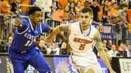 Gator Scottie Wilbekin suspended from basketball team for violation of team rules