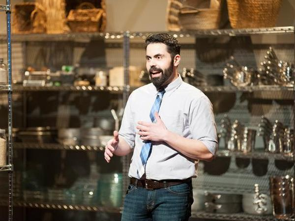 "Andres was eliminated this week on ""Food Network Star"": Should he have been given another chance?"