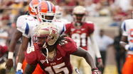 TALLAHASSEE -- If Florida State's football season were to begin today, the Seminoles would currently be charged with the unenviable task of searching for another player to step up and fill the shoes of a receiver who has long been expected to blossom into one of their best playmakers.