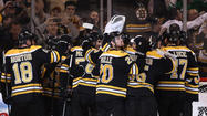 A team built on speed and skill, the Pittsburgh Penguins, just scored two goals against the Boston Bruins in four games.