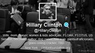 Hillary Clinton makes her Twitter debut, fueling 2016 speculation