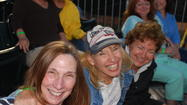 MC VIP winner and friends enjoy a night out at Coca Cola Park