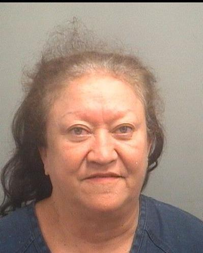 Edinsa Martinez-Henao, 58, of Delray Beach, was arrested on a charge of disorderly intoxication on June 8, 2013, according to a Delray Beach police arrest report.