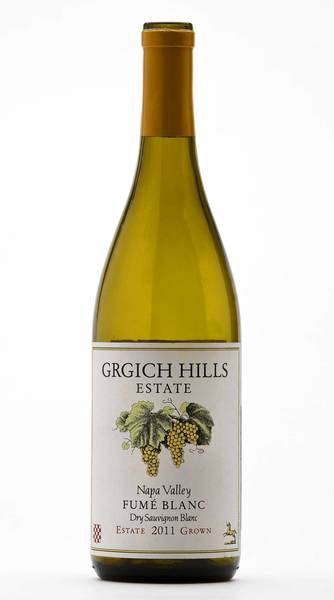 2011 Grgich Hills Estate Fume Blanc