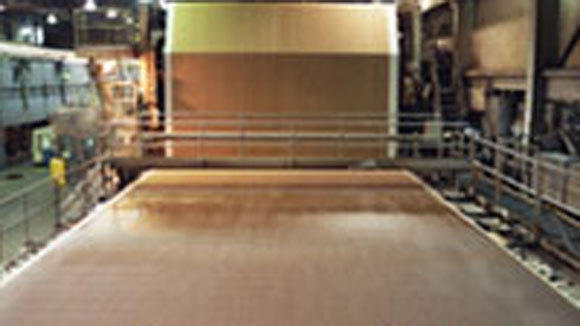 A KapStone Paper and Packaging plant.
