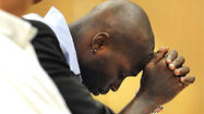 After he playfully swatted his lawyer on the butt to thank him for a job well done, former NFL star Chad Johnson was slapped with a 30-day jail term by a Broward judge who did not think he was taking his court appearance seriously enough.