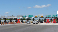 If you drive Florida's Turnpike to and from downtown Miami, listen up: the Golden Glades toll plaza is going to make your commute longer through an already congested area.