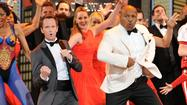 Tonys 2013: Neil Patrick Harris jumps through hoop, puts on show