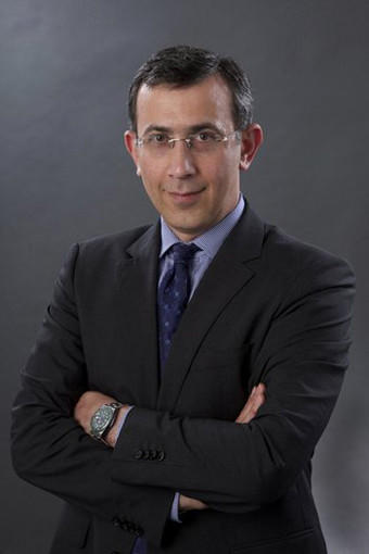 Ehab Al Shihabi, executive director of international operations for Al Jazeera Media Network