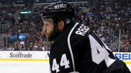 Kings defenseman Robyn Regehr was scheduled to undergo surgery on his arm on Monday, a surprise addition to the previously known list of players who were plagued by injuries during the team's postseason journey.