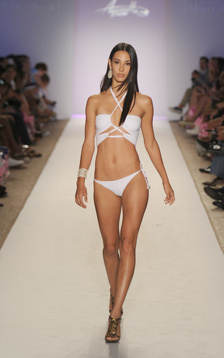 <b>Photos:</b> Mercedes-Benz Fashion Week Swim - Aquarella Swimwear