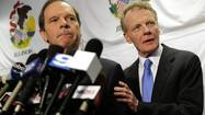 John Cullerton and Michael Madigan