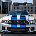 'Need for Speed' Mustang