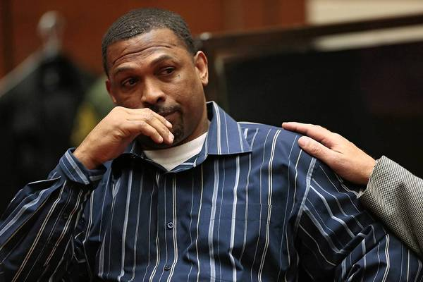 Gang member sentenced to death