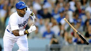 "Matt Kemp was the first person to <a title=""Bo"" href=""http://lat.ms/139ly1B"">compare Yasiel Puig to Bo Jackson</a>. Now Kemp is comparing the Dodgers' rookie outfielder to Mike Trout and Bryce Harper."