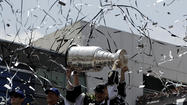 Happy anniversary, Los Angeles Kings.
