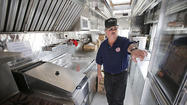 In a moment of disaster, Aberdeen's Salvation Army's food truck is ready to respond.