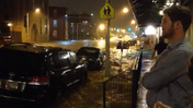 Flooding in Fells Point [Video]