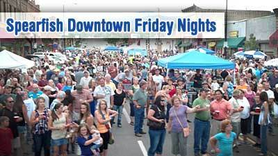 Downtown Friday Nights