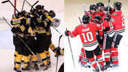 Writers from around the Tribune Co. will predict which team -- the Chicago Blackhawks or Boston Bruins -- will win the NHL's Stanley Cup final. Join the conversation by voting in the poll and leaving a comment of your own.
