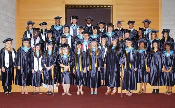 Lehigh Valley Academy Regional Charter High School Class of 2013.