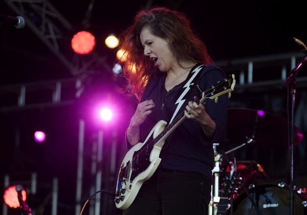 Neko Case will lead the roster for Way Over Yonder, a new music festival that will be held at the Santa Monica Pier in October.
