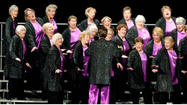 Glen Ellyn Chorus Wins Area Competition
