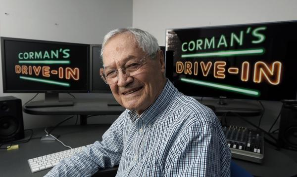 "The legendary maverick producer/director Roger Corman is launching a YouTube channel, ""Corman's Drive-In"""