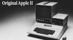 Pictures: The evolution of Apple