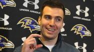 A few days ago, yet another article appeared in The Baltimore Sun about Ravens quarterback Joe Flacco and his contract that will pay him more than $20 million per year for the next six years. That's a total of over $120 million.