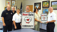 Clark County is the fifth county in the state to be designated a HeartSafe Community by the Kentucky Department of Public Health and the Cabinet of Health and Family Services.