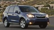 Small flaws mar Subaru Forester