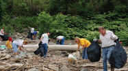 The 2013 River Sweep kicks off this Saturday, and the Kentucky River Authority plans to clean up around Boonesboro State Park beach.