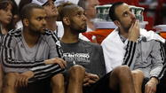 Spurs guard Patty Mills has heard all the jokes.