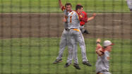 Game Winning Hit By Matt Batten In CIAC Class M Baseball Final For St. Joseph