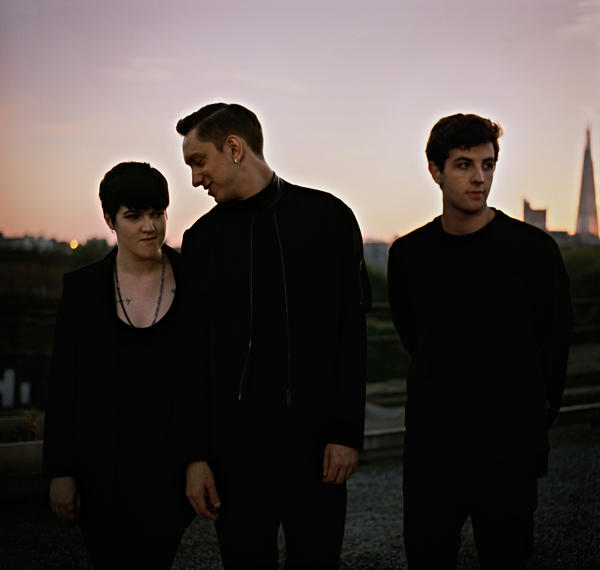 The xx, the London-based indie-pop trio, plays Merriweather Post Pavilion with Grizzly Bear on Sunday.