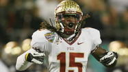 TALLAHASSEE -- When it comes to Greg Dent, the Florida State receiver who was charged Sunday with second-degree felony sexual assault, FSU administrators have already started taking residence on the sidelines. For the foreseeable future, they are cautious observers, watching as the legal process hashes out justice in his case.