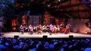 Review: At the Ojai festival, an erratic dance with the West's composers